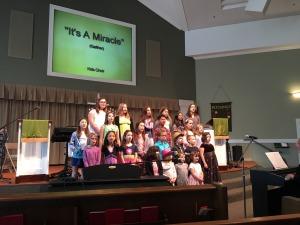 Tween Choir